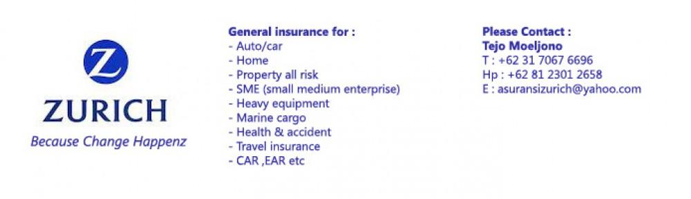Zurich Zurich Insurance Asuransi Zurich Asuransi Kendaraan